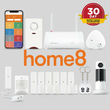 Home8 Wireless Home Security System 14 piece Kit. Include One (1) HD Twist Cam.