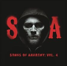 VARIOUS: SONGS OF ANARCHY VOLUME 4 FOUR (MUSIC FROM SONS OF ANARCHY) CD NEW