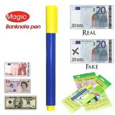 Stylo Marqueur Feutre Détecteur de faux billets - NEUF