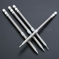 Pack of 4pcs T12-BC2 T12-K T12-BL T12-KU T12 Series Solder Iron Tip Welding Tool