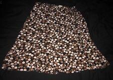 Vintage Skirt Petite Size S/P Polka Dots