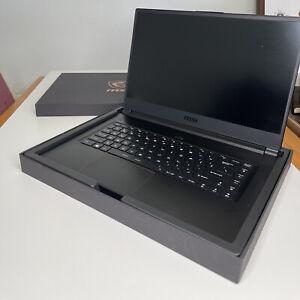 MSI GS65 Stealth Thin 8RF - 32GB RAM - GTX 1070 - 512GB SSD - (**Parts Only**)
