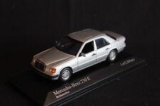 Minichamps Mercedes-Benz 230 E 1990 1:43 Brillantsilbert (JS)