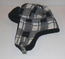 c8f147e0a7c Levi s Men s Trapper Hat Black White Plaid th