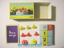 MULINO BIANCO scatolina anni '80_ NAVE SU NAVE GIU (sorpresina 21)
