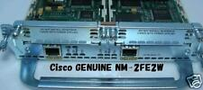 Cisco NM-2FE2W 2691 3620 3640 3660 3662 3725 3745 3825
