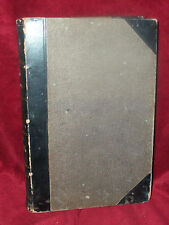 JOURNAL OF DISCOURSES V 25 & 26 1884 1885 Mormon Book LDS John Taylor LEATHER