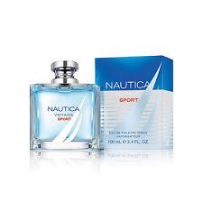 Nautica Voyage Sport 100 ml Eau de Toilette NEU & OVP