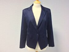 Papaya Navy Jacket - Tailored - Lined - Size 16