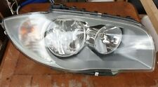 BMW 1 SERIES 2 E87 Driver Side Right O/S Headlight Headlamp Front Lamp