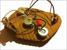 Stratocaster/Strat cableado actualización CTS/Roble Grigsby/Switchcraft-Reino Unido Hecho a Mano