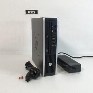 HP COMPAQ ELITE 8300 USDT i5 3470S 8GB 500GB WIN 10 PRO W222