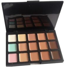 15 Sombras Paleta de maquillaje corrector contorno de color Kit De Maquillaje Set (SQ1)