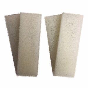 4 x Compatible Foam Filter Pads Suitable For Fluval 204, 205, 206, 304, 305, 306
