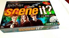HARRY POTTER SCENE IT 2ND EDITION DVD TRIVIA GAME SPELLBINDING GAME COMPLETE