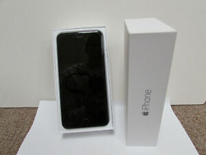 Apple iPhone 6 Plus EUC With Box 4G LTE 8MP Camera Smartphone (BJR8012)
