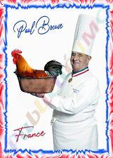 Bocuse Paul Maitre cuisinier France