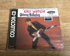 # Johnny HALLYDAY Kili watch P'tit clown Oui j'ai CD 4 titres 1991 NEUF SCELLÉ