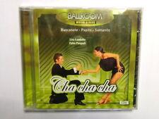BALLROOM - CHA CHA CHA -  LISA LAUDADIO & FABIO PASQUALI - CD NUOVO E SIGILLATO