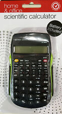 Scientific Calculator 10 Digit 52 Function For Home Office School GCSE BTEC Exam