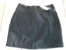 H&M Black Mini (10.5-17 in) Skirt Skirts for Women