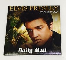 ELVIS PRESLEY AT CHRISTMAS CD - 12 GREAT HITS (Daily Mail)