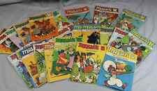 Buch: Sammlung mit 49 Comic Heften -  MOSAIK - 1976 bis 1979    /S238