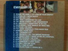 'I'VE GOT MORE THAN I NEED'~EMI SAMPLER CD 2001~19 TRK~KYLIE~NEIL FINN~GORILLAZ
