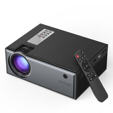 Blitzwolf® BW-VP1 LCD Smart Home Theater Projector 2800 Lumens Support 1080P