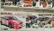 Tamiya Alfa Romeo 155 V6 TI von 1993 NIB ( Rarität Vintage )
