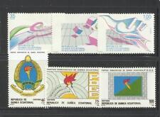 GUINEA ECUATORIAL. Año: 1988. Tema: TEMAS VARIOS. TIPOS DIVERSOS.