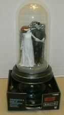 Universal Monsters FRANKENSTEIN AND BRIDE OF FRANKENSTEIN animated cloche New
