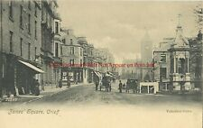 Scotland Crieff James Square Vintage Postcard 10.8
