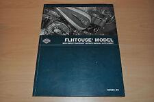 Officina Manuale Service Manual Harley Davidson 2008 FLHTCUSE ³ Model