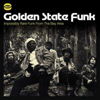 GOLDEN STATE FUNK Rare Funk From The Bay Area  NEW & SEALED CD (BGP) SOUL