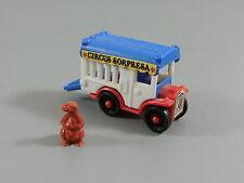 Voitures: Circus sorpresa-cage voiture avec ours (marron)