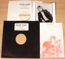 "HARRY KAKOULLI - Sugar Daddy  (PROMO-12""-MAXI + PHOTOS / m-)"