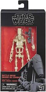 Star Wars The Black Series: Battle Droid Action Figure