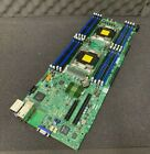 Supermicro Node X10DRT-P Motherboard LGA2011-3 for 827-20 Case Chassis GREAT !!!