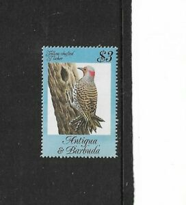1984 Antigua & Barbuda - Song Birds - Single Stamp - Mint and Never Hinged.
