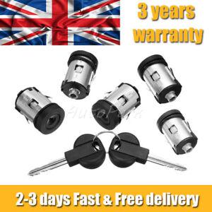 For Fiat Scudo Peugeot Expert Citroen Dispatch 5 Door Locks With 2 Keys 4162.C9