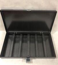 Kenco Accessories Metal Slide Box Case File