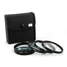 Jackar 58mm Close-Up Filter Set (+1,2,4,10) For Nikon 28-80mm f/3.5-5.6G AF Lens