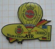 Étais une Air/Zeppelin... Bière-Ballon-PIN (180b)