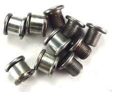 SHIMANO OE 5 ARM 110BCD 130BCD 94BCD TRIPLE STEEL CHAIN RING BOLT SET - ITEM A