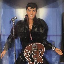 1998 Elvis Presley Ken doll NRFB Barbie first in a series