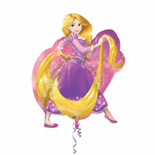 Folienballon RAPUNZEL XL 66x78; Geburtstag Geschenk Luftballon Disney Prinzessin