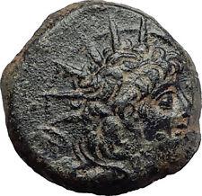 ALEXANDER II ZABINAS Seleukid Authentic Ancient Greek Coin CORNUCOPIA i58037