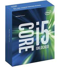 Intel Core i5 7600K Processor 6MB Cache 3.8 GHz LGA1151 Quad Core Desktop PC CPU