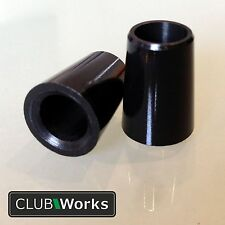 "Golf club shaft ferrules - For irons, hybrids & woods .355"" (9.01mm) - 13 sizes"